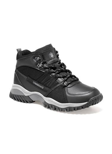Lumberjack Erkek Siyah Yürüyüş Ayakkabısı 100561760  Siyah